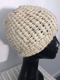 Pure Wool Knitted Beanie