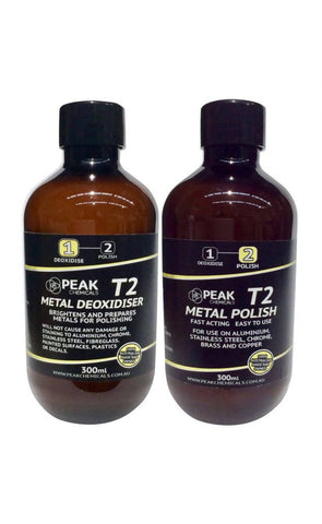 T2 Metal Polishing Kit - Small
