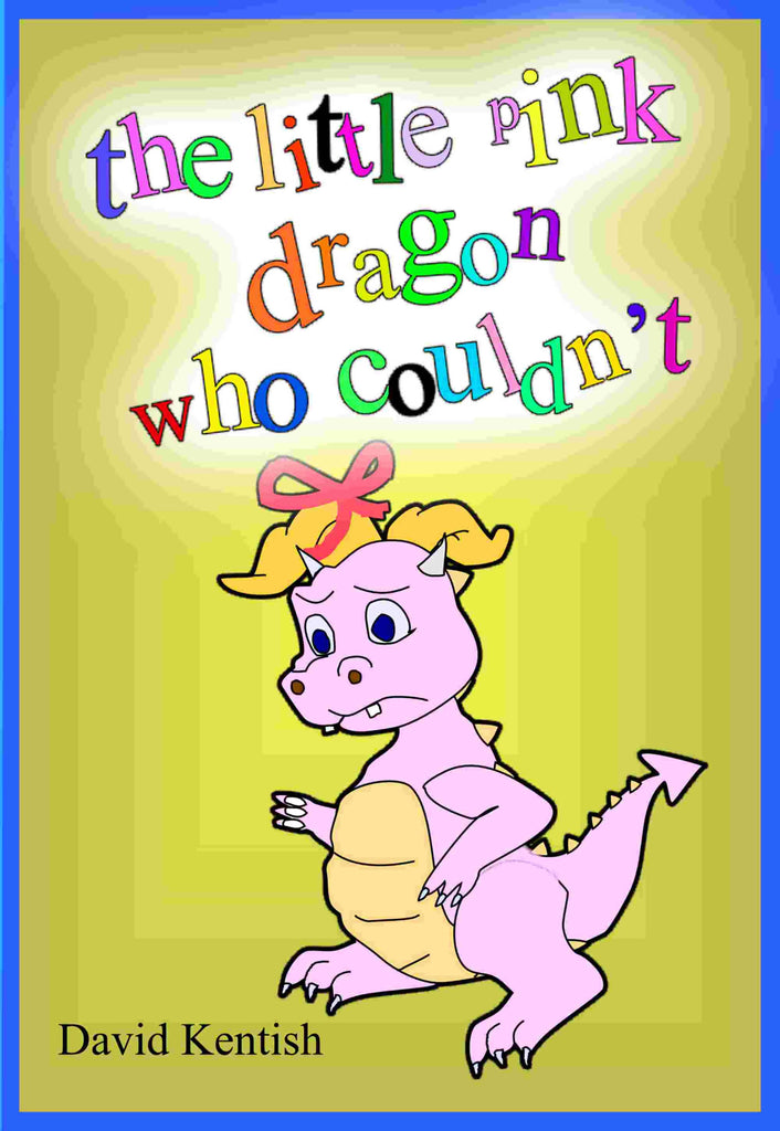 The Little Pink Dragon Who Couldn't