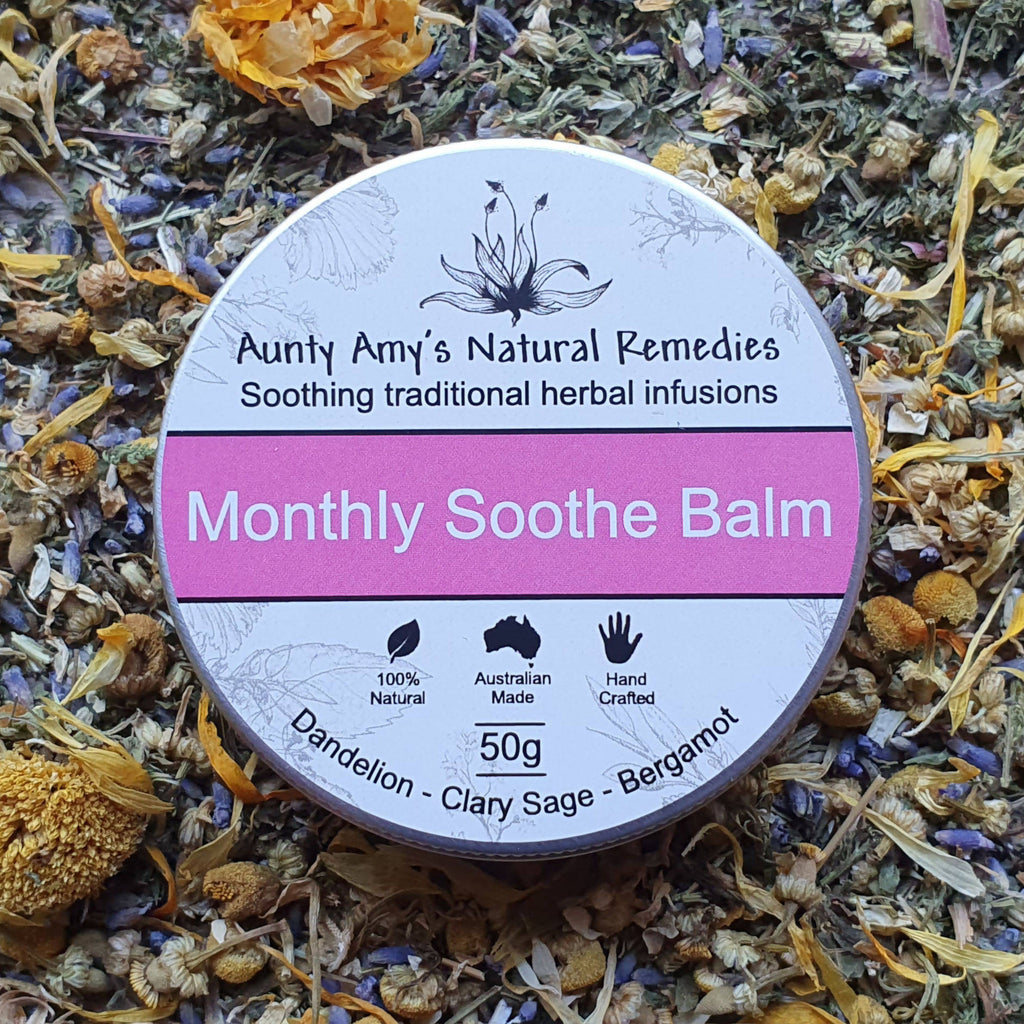 Monthly Soothe Balm 50g