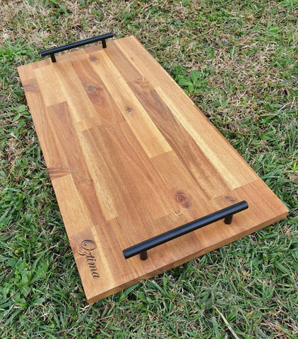 Grazing Board with Handles 600mm x 300mm