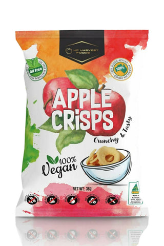 Apple Crisps Box - 36g x 10 packs (Free Shipping)