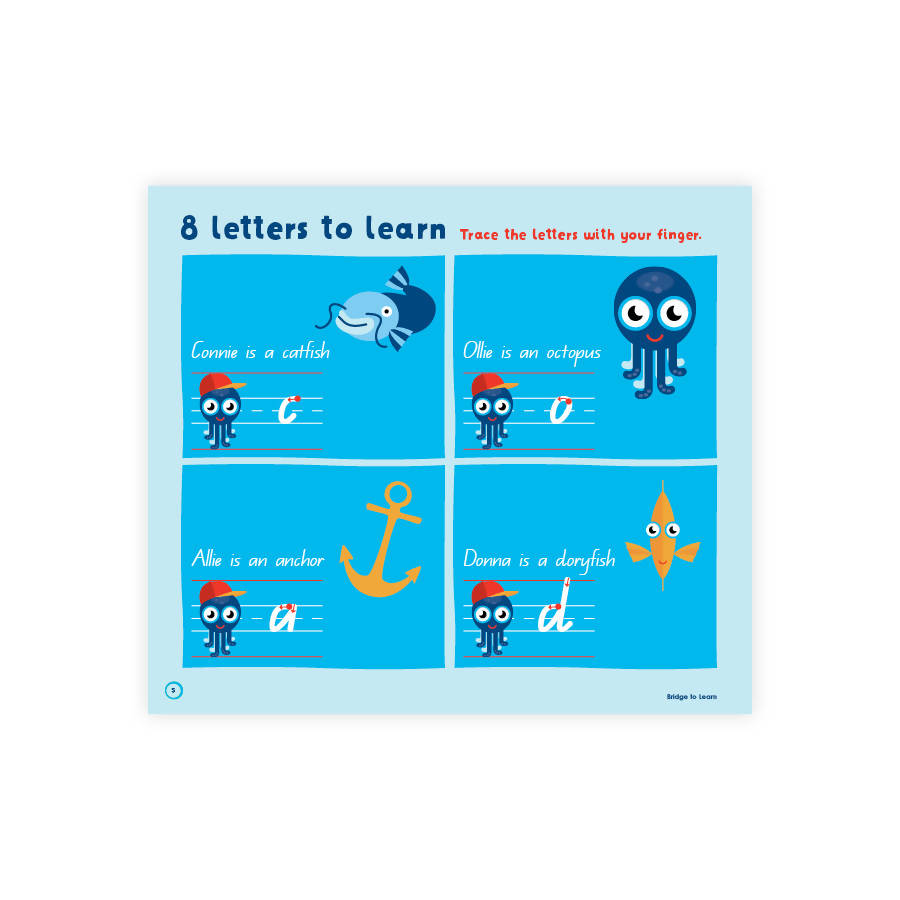 Learning Activity Books: Stage 2