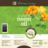 OGL Emulsified Neem Oil 500 ml