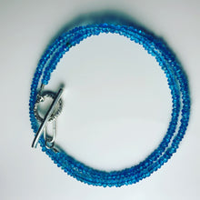 Load image into Gallery viewer, Apatite Bracelet/ choker