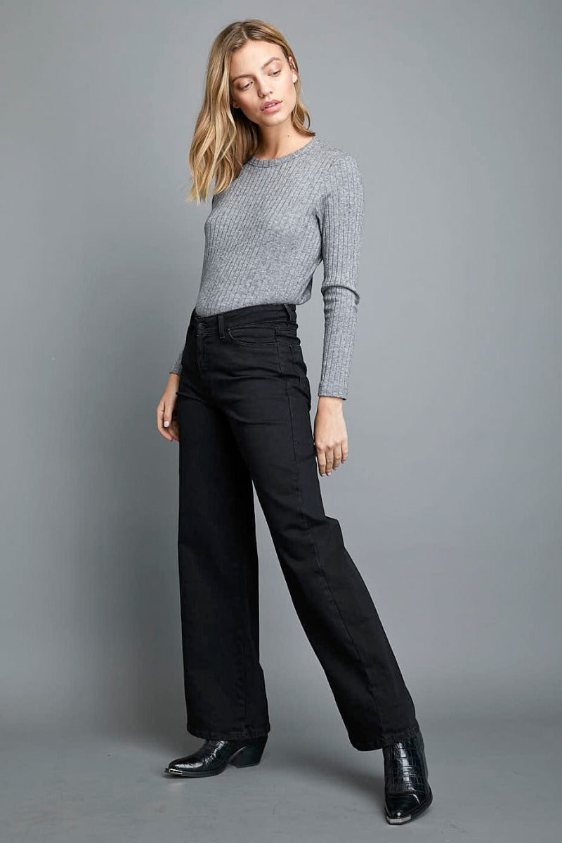 DILAN HIGH-RISE WIDE JEANS