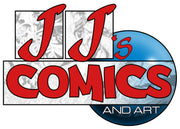 JJ's Comics and Art