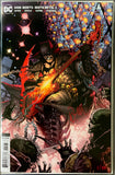 Dark Knights: Death Metal #1 1:25 Doug Mahnke Signed #/40 COA