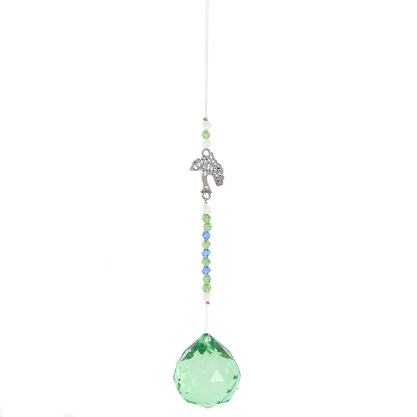 32cm Hanging Tree of Life Crystal
