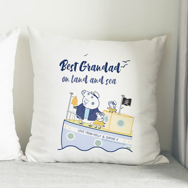 Peppa Pig™ Best Grandad Cushion