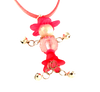 NC3410 Beaded Doll Necklace