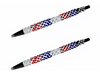 M3400IPB Crystal Pen -Pack Of 2