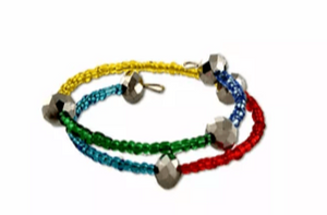B2430 Colorful Memory Wire Bracelet