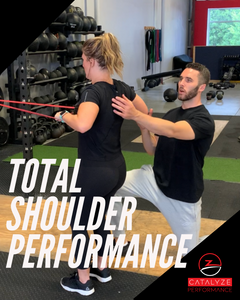 Total Shoulder Performance E-Book (FREE)