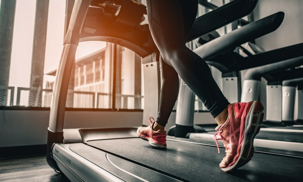 3 Health Benefits of Treadmills