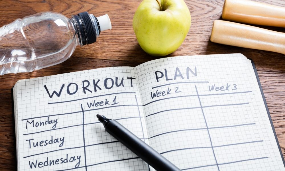 How to Create a Fitness Plan
