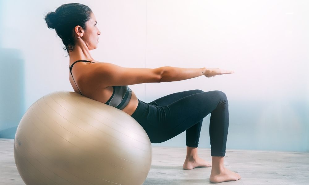 Ways To Use a Stability Ball for Exercise