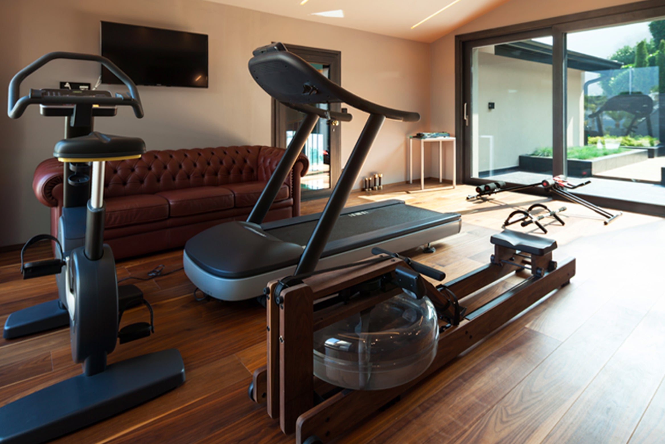 Design Your Fitness Room