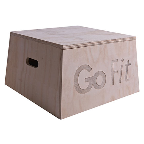 GoFit Wood Plyobox