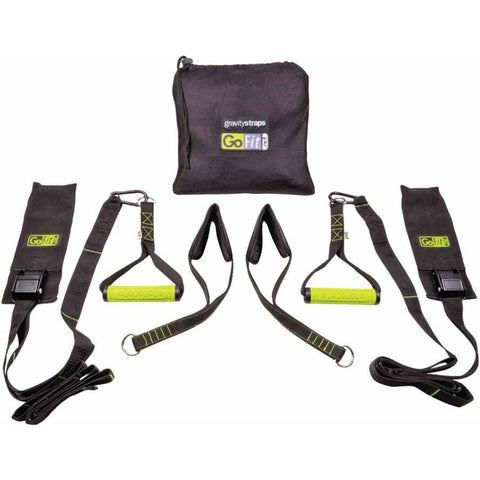 GoFit Gravity Straps Set
