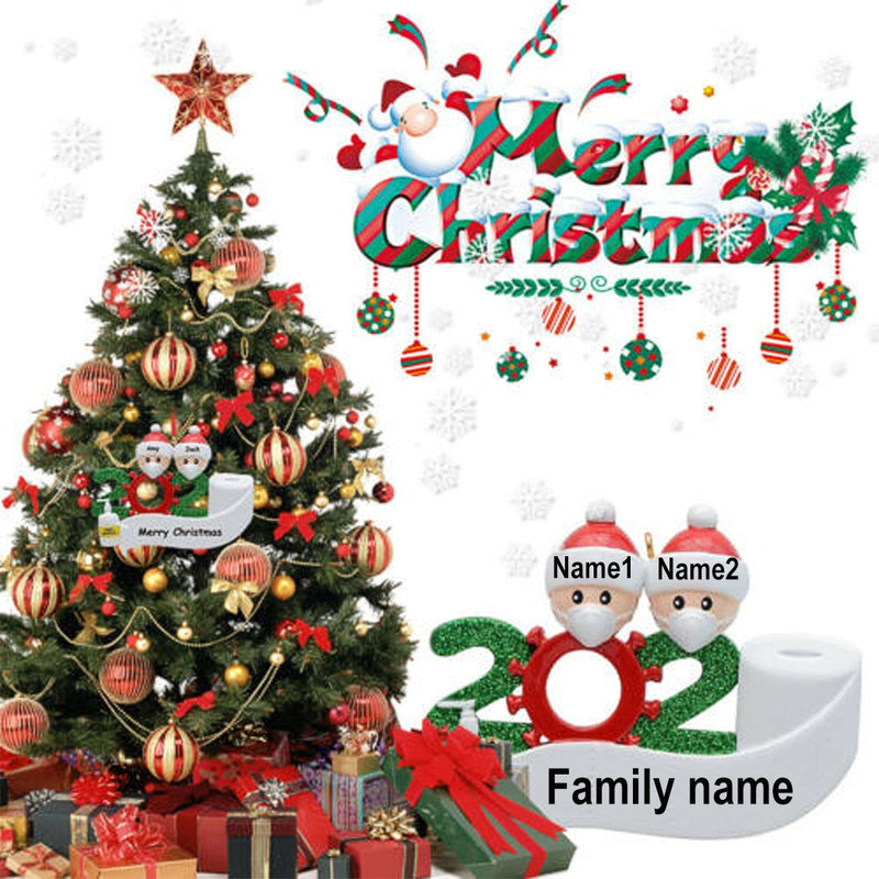 Christmas Best Wishes Party Decoration Gift