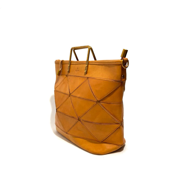 'Origami Bag Large' Tan