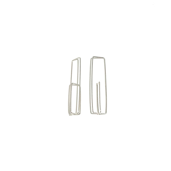 'Skyscraper Earrings'
