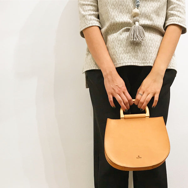 'Zen Saddle Bag'