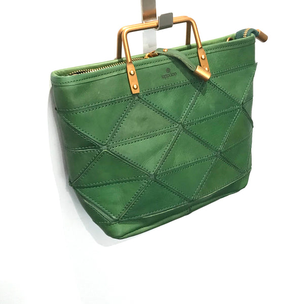 'Origami Bag Small' Green