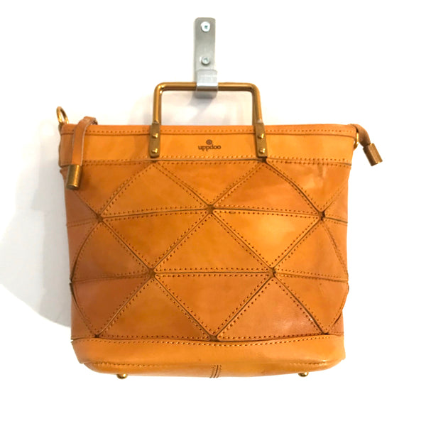 'Origami Bag Small' Tan