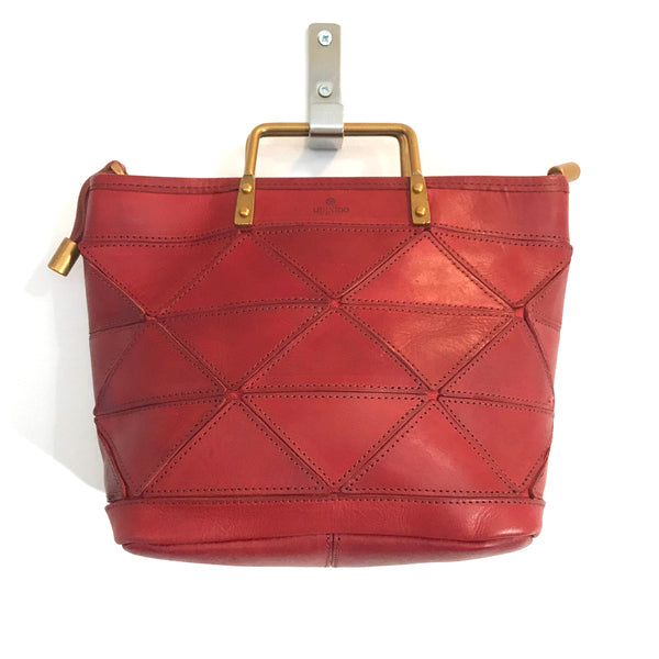 'Origami Bag Small' Red