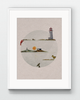 Sovereign State 'Going back to Hali' print