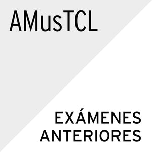 Theory of Music Past Papers (Spanish): AMusTCL