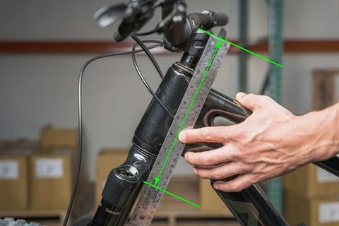 Where To Measure Your Fork Steerer
