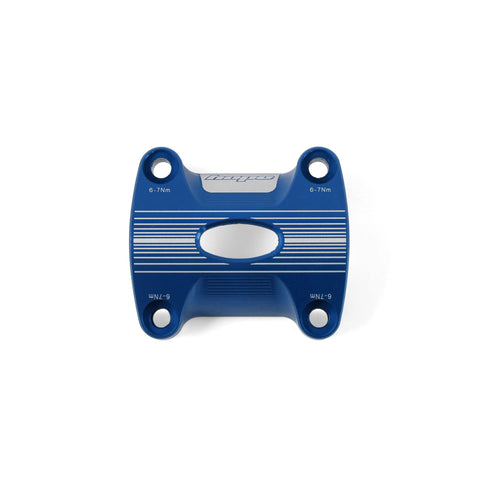 Hope Tech AM FR Stem Face Plate Blue