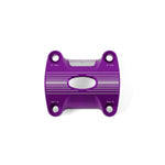 Hope Tech AM FR Stem Face Plate Purple