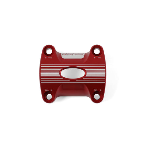 Hope Tech AM FR Stem Face Plate Red
