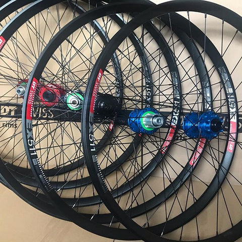 Custom Wheel Build