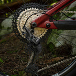 Deore XT 12 Speed Cassette CS-M8100-12 Fitted