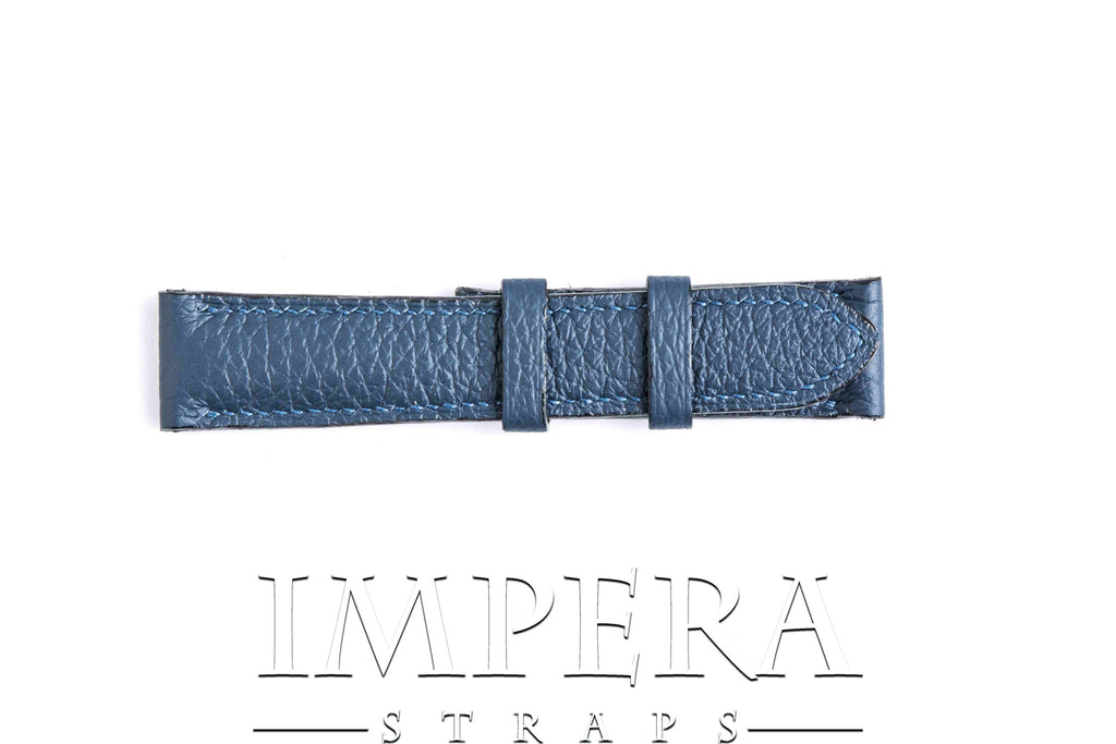 Genuine Hermes Colverce Clemence Leather Watch Strap