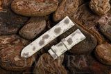 Natural Karung Snake Skin Watch Strap