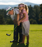 About The Littlest Golfer