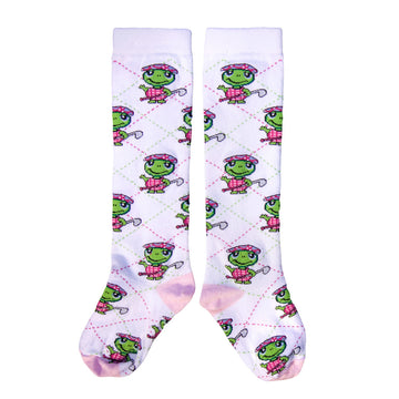 Argyle Socks (Girls)
