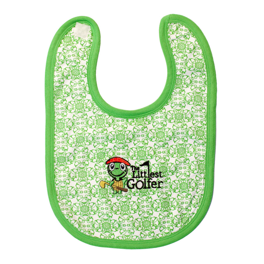 The Retro Bib Green
