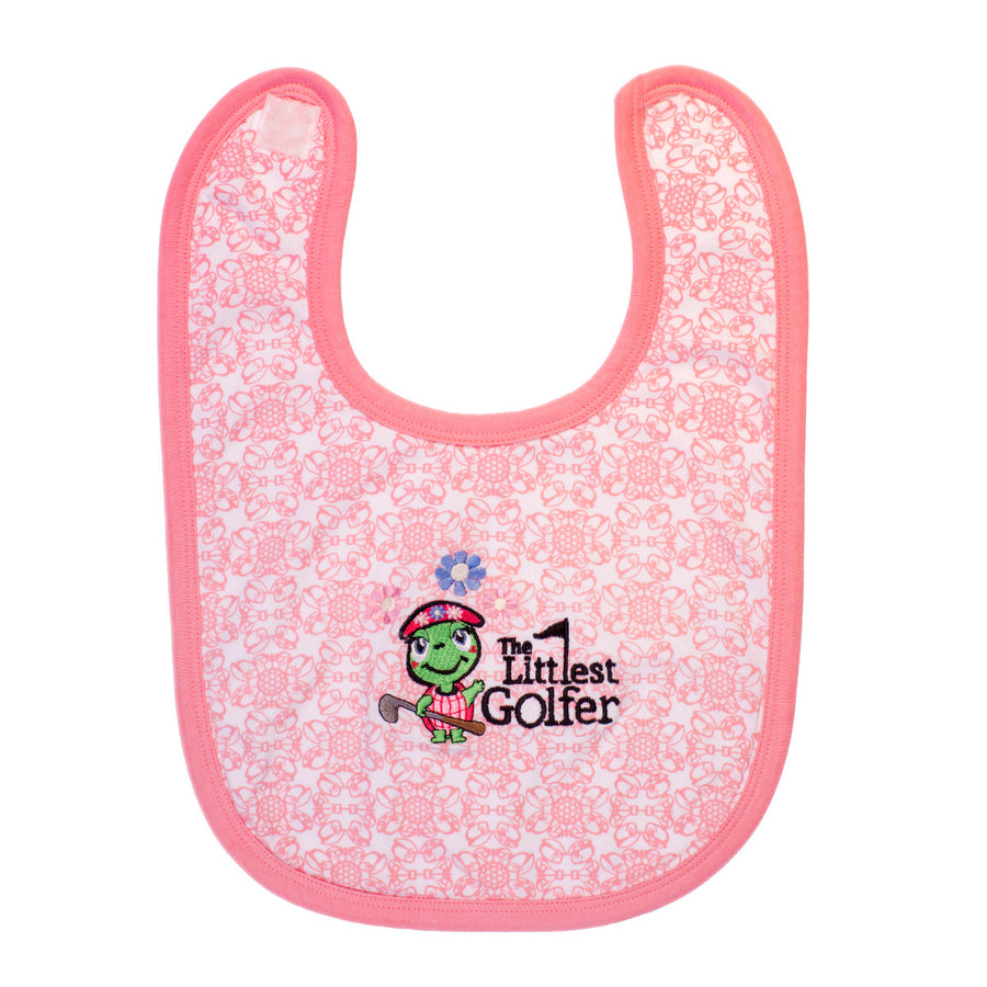 The Retro Bib Pink