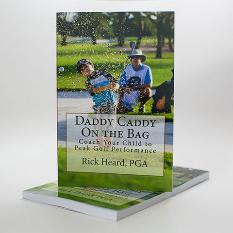 Daddy Caddy on the Bag by Rick Heard