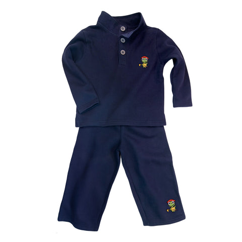The Fairway Fleece Set Boys