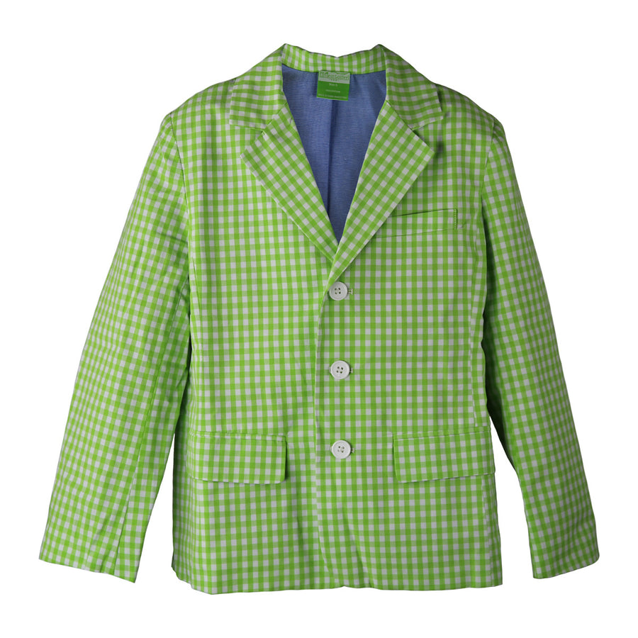 The Gingham Jacket
