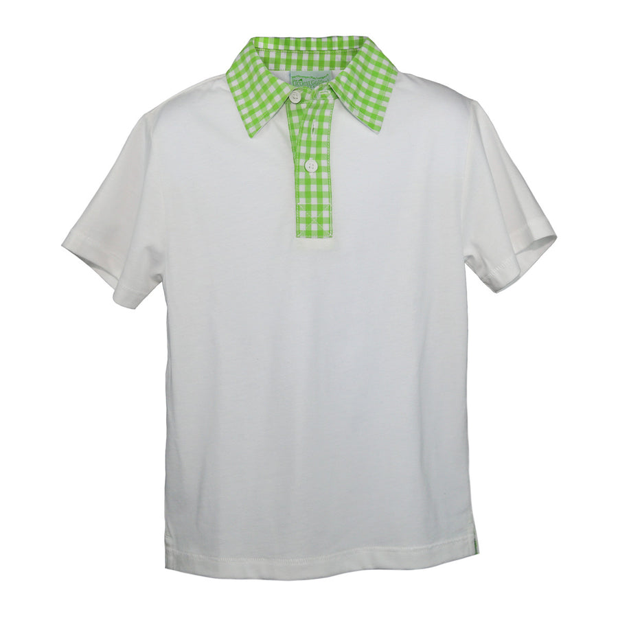 The Gingham Polo