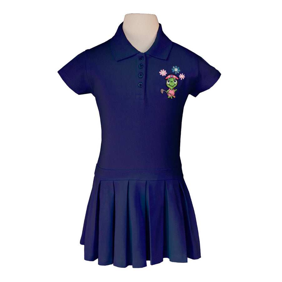 The Ladies Golf Polo Dress